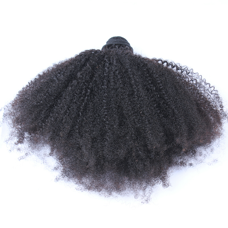 Afro Curly Natural Hair Extensions